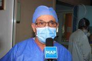 """مسؤول طبي: توجيهات الملك محمد السادس """"في الصميم"""" ويتعين تطبيقها"""