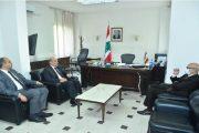 وزير الخارجية اللبناني يعبر عن تقدير بلاده للمبادرة الملكية بإرسال مساعدات إنسانية