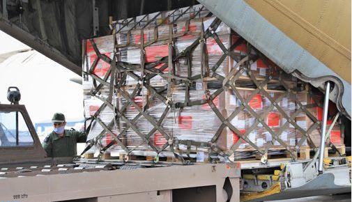 بتعليمات ملكية.. انطلاق عملية إرسال المساعدات الإنسانية إلى لبنان