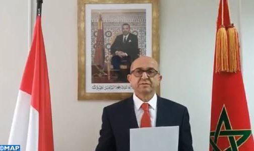 سفارتا المغرب في جاكرتا ونيودلهي تحتفلان بعيد العرش