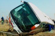 انقلاب حافلة لنقل المسافرين يخلف 12 قتيلا ضواحي أكادير