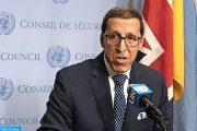 هلال: الاحتفال بعيد العرش مناسبة للاعتزاز بإشعاع المغرب داخل الأمم المتحدة