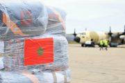 موقع شيلي يبرز مبادرة المغرب بإرسال مساعدات إنسانية وطبية إلى لبنان