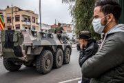 بعد تزايد الحالات.. الجيش ينتشر في شوارع وأحياء طنجة