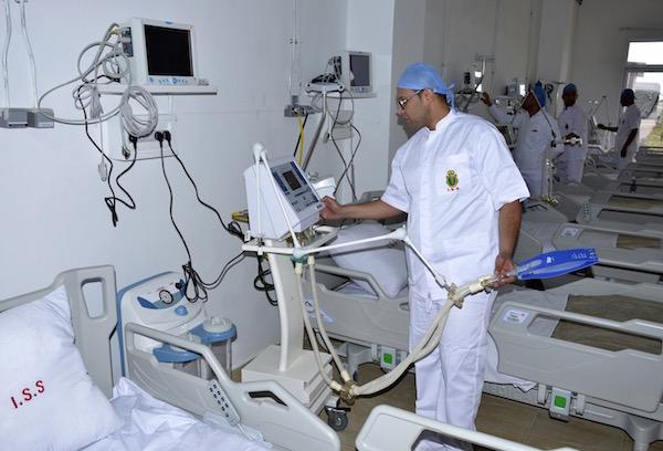 كورونا.. نسبة الملء بالمستشفيات الميدانية لجهة الدار البيضاء تزيد عن 83%