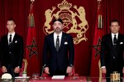 الملك: عندما أرى المغاربة يعانون أتقاسم معهم نفس الشعور