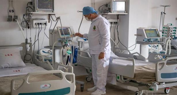 طنجة: افتتاح قسم جديد للإنعاش والعناية المركزة خاص بمرضى كورونا