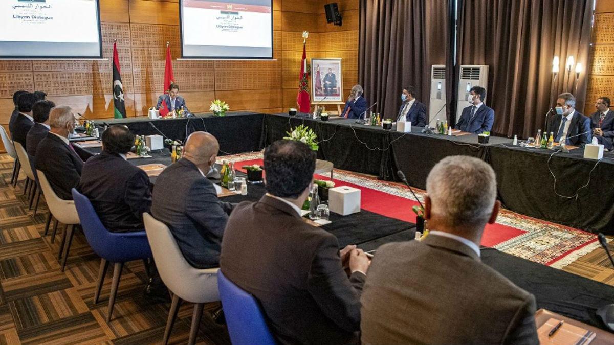 التوقيع على تفاهمات الحوار الليبي بالمغرب يوم الخميس