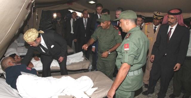 بعد 8 سنوات.. انتهاء مهمة المستشفى الميداني المغربي بمخيم الزعتري