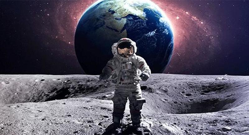 دراسة توضح أطول وقت يمكن للبشر قضاؤه على سطح القمر