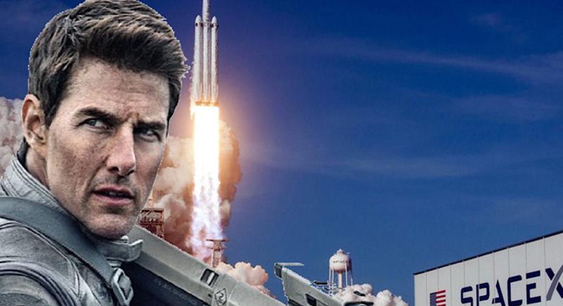 توم كروز سيسافر الى الفضاء لتصوير فيلمه الجديد في هذا الموعد