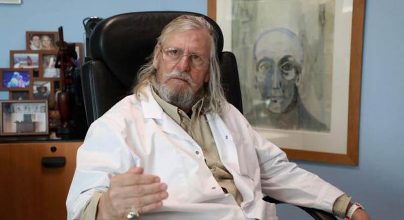 مفاجأة جديدة من طبيب كورونا الفرنسي المثير للجدل!