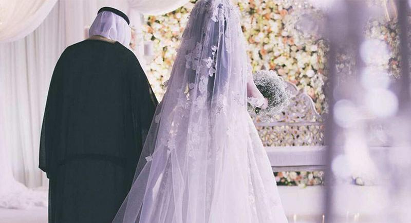 رد فعل سعودية على زواج زوجها من امرأة ثانية يشعل