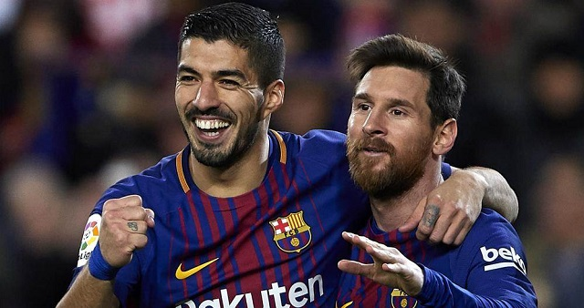 ميسي يهاجم برشلونة.. ويودع سواريز بكلمات مؤثرة