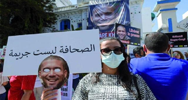 الجزائر.. تحقيق حول قضية تهريب الكوكايين يقود صحافيا للسجن