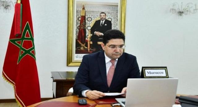 بوريطة.. المغرب يجدد التأكيد على التزامه بروح معاهدة عدم انتشار الأسلحة النووية