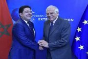 بوريطة وبوريل.. سنظل مستعدين بالكامل لمواصلة التعاون المغربي الأوروبي