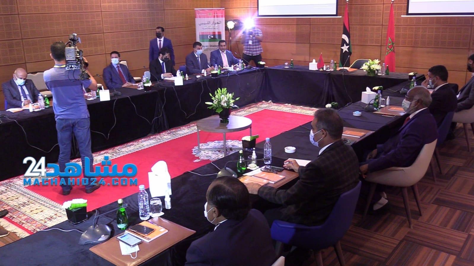 مع تمديد الحوار.. هل يتوصل أطراف النزاع في ليبيا إلى حل سياسي ببوزنيقة؟ (صور)