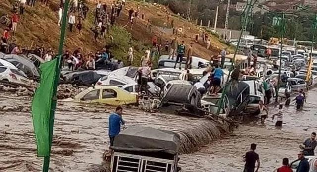 الجزائر.. أول أمطار الموسم تحدث فيضانات وتخلق الجدل