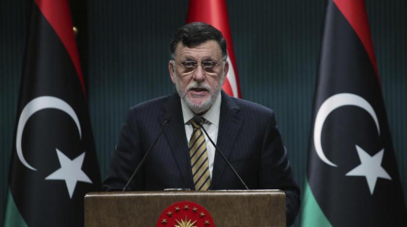رئيس وزراء حكومة الوفاق الليبية يعلن رغبته في تسليم مهامه نهاية أكتوبر (فيديو)