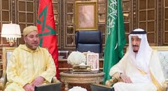 الملك يهنئ خادم الحرمين وولي عهده بمناسبة العيد الوطني للسعودية