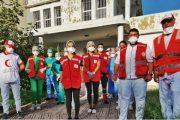كورونا تضرب طنجة من جديد.. بؤرة وبائية بين متطوعي الهلال الأحمر