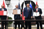 الإمارات والبحرين توقعان اتفاقي تطبيع مع إسرائيل