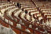 بسبب كورونا.. افتتاح البرلمان وسط تدابير استثنائية
