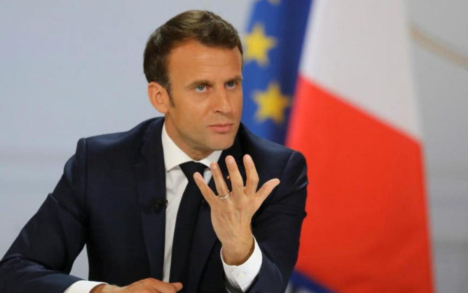 ماكرون يعلن بدء الانسحاب من شمال مالي نهاية 2021