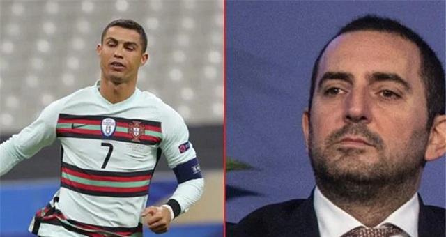 كورونا يشعل حربا بين وزير الرياضة الإيطالي ورونالدو