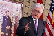 بعد انتهاء مهامه.. فيشر يشكر الملك ويؤكد: العلاقة الأمريكية المغربية وثيقة