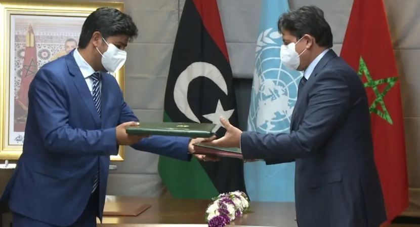 الليبيون يتوصلون ببوزنيقة إلى