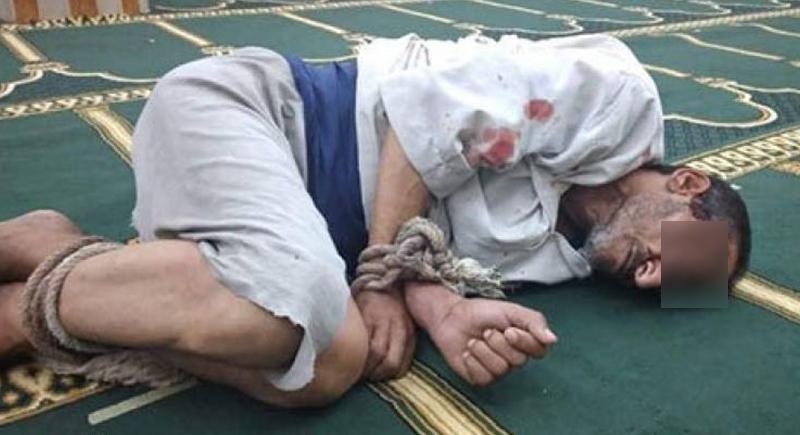 مواطن يدعي أنه المهدي المنتظر يقتل شيخا داخل مسجد أثناء صلاة الفجر