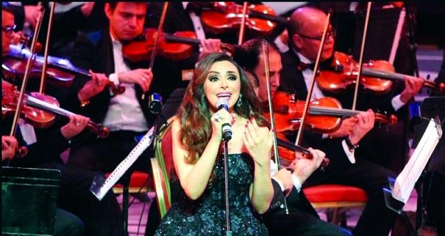93 فنانا يشاركون في مهرجان الموسيقى العربية بالقاهرة