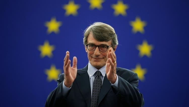 رئيس البرلمان الأوروبي يثمن مبادرات المغرب لحل الأزمة الليبية