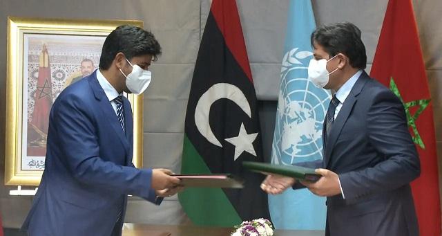 بعد لقاء بوزنيقة.. الفرقاء الليبيون يتفقون على ربط أجزاء البلاد برا وجوا