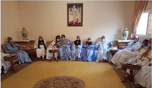 شيوخ قبائل الصحراء المغربية يردون بقوة على استفزازات