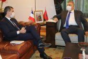 المغرب وفرنسا يعبران عن رغبتهما في تعزيز التعاون الأمني