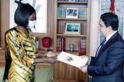 بوريطة يستقبل وزيرة خارجية إفريقيا الوسطى حاملة رسالة إلى الملك