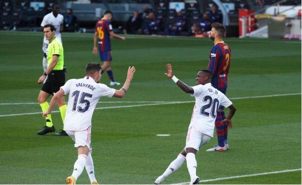 بالفيديو.. ريال مدريد يصعق برشلونة في الكامب نو