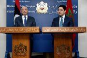 بوريطة: المغرب يؤيد اتفاق وقف إطلاق النار في ليبيا ويعتبره