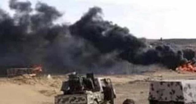"""مرصد حقوقي.. حرق الجيش الجزائري لصحراويين """"فعل همجي غير مقبول"""