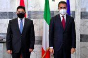 الصحراء المغربية: إيطاليا تشيد بالجهود الجادة وذات المصداقية التي يبذلها المغرب
