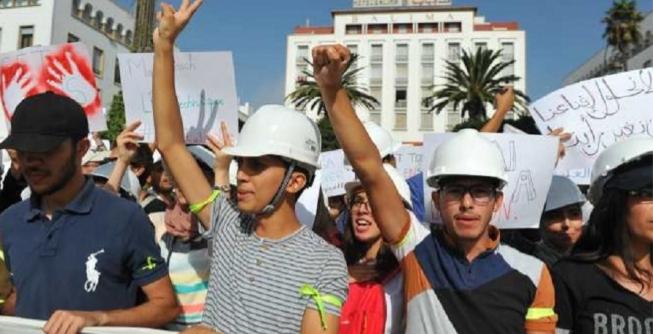 بسبب التعليم عن بعد.. طلبة الهندسة يبدؤون إضرابهم بالمعاهد