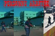 أمن البيضاء يوقف شخصا ظهر في فيديو وهو يعرقل حركة السير