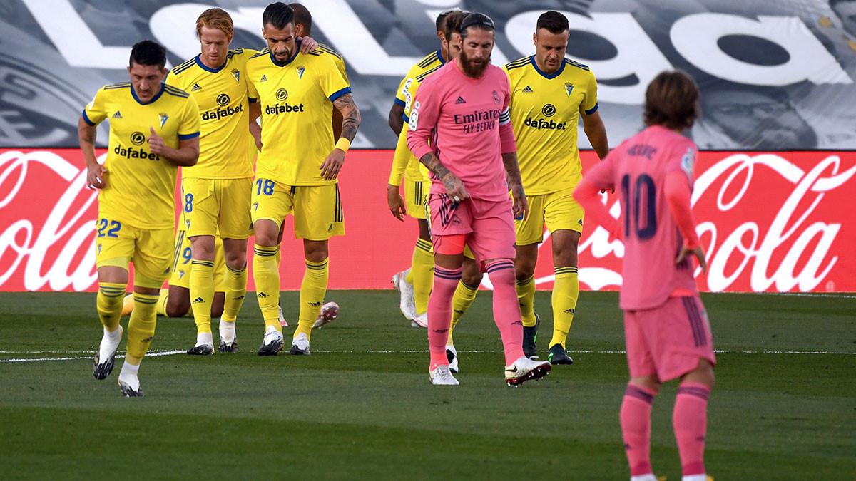 قبل الكلاسيكو.. ريال مدريد يتلقى خسارة مفاجئة أمام قادش (فيديو)