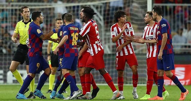 مباراة اليوم.. برشلونة يواجه أتلتيكو مدريد في الدوري الإسباني