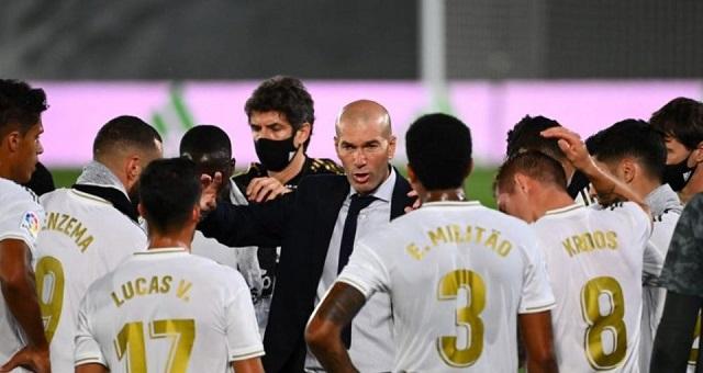 تشكيلة ريال مدريد أمام ألافيس في الدوري الإسباني