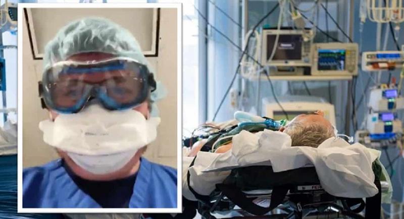 فيديو يرصد معاناة مرضى كورونا وما يشاهدونه قبل الموت