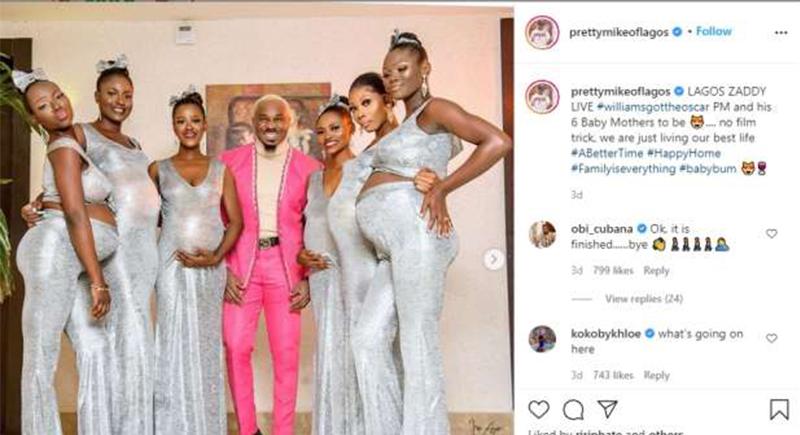 نيجيري يرتبط بـ6 نساء